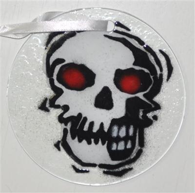 Skull Suncatcher